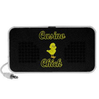 Casino Chick Portable Speaker
