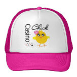Casino Chick Trucker Hat
