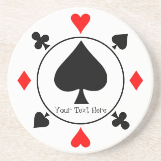 Casino Chip Coaster