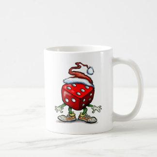 Casino Christmas Coffee Mug