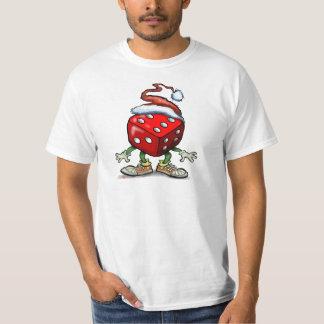 Casino Christmas Tee Shirt