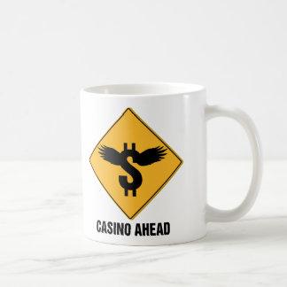 Casino Classic White Coffee Mug