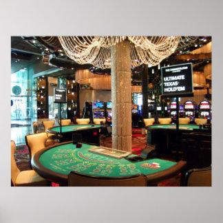 Casino cosmopolita de Las Vegas Póster
