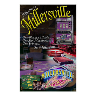 Casino de Millersville Póster