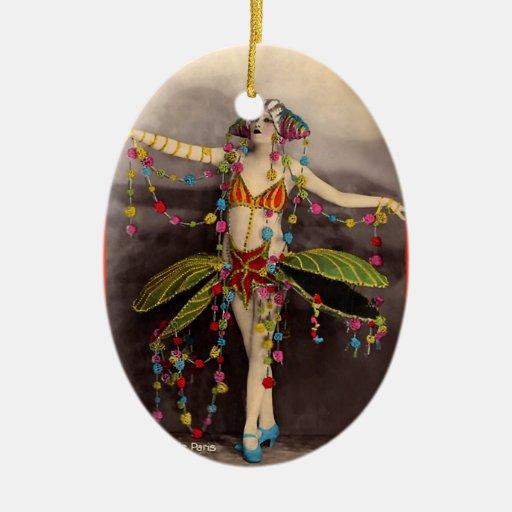 Casino de Oaris Christmas Tree Ornaments