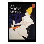 Casino de Odeon Felicitación
