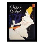 Casino de Odeon Postales
