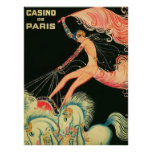 Casino de Paris ~ Vintage Ad Poster