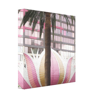 CASINO Deco Las Vegas - Colorful Happy Times Canvas Print