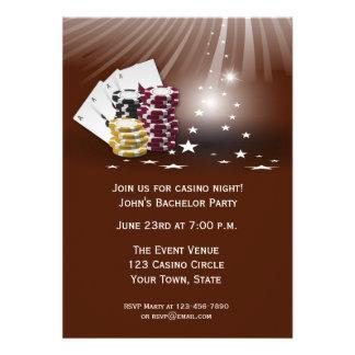 Casino Event Announcements