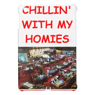 casino gambling iPad mini cases
