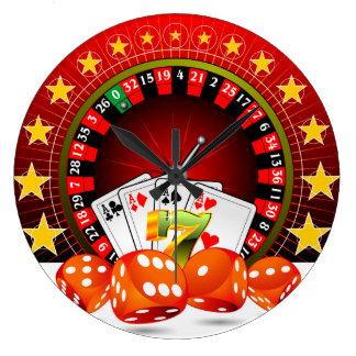 Casino wall clocks hack gambling machines