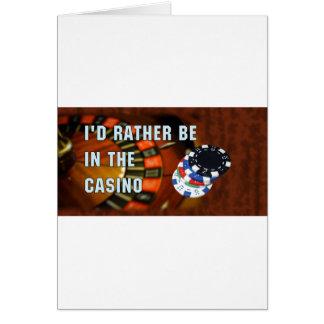 Casino iphone4 card