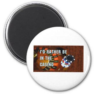 Casino iphone4 magnet