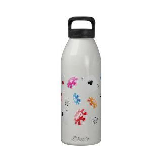 casino items water bottle