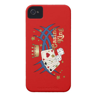 Casino King Case-Mate iPhone 4 Case