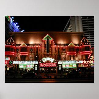 Casino Las Vegas de OSheas Póster
