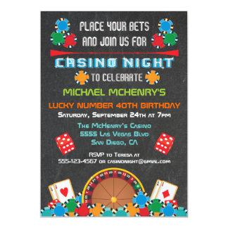 Casino Las Vegas que juega la invitación del
