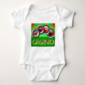 Casino Life Baby Bodysuit