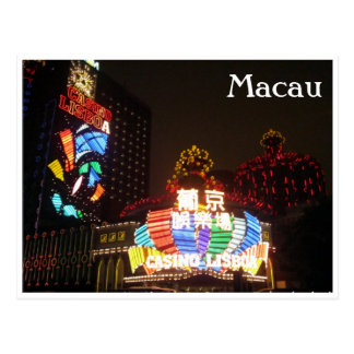 casino lisboa macau postcards