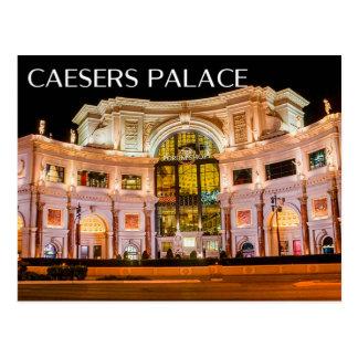 Casino los E.E.U.U. del Caesars Palace de Las Tarjeta Postal