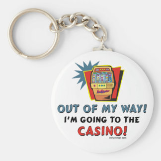 Casino Lovers Keychain