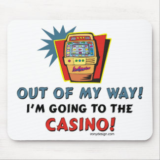 Casino Lovers Mouse Pad