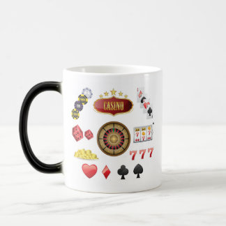 Casino Magic Mug
