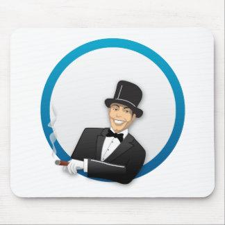 Casino Man Mouse Pad