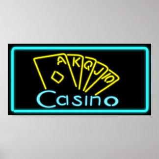Casino Neon Sign
