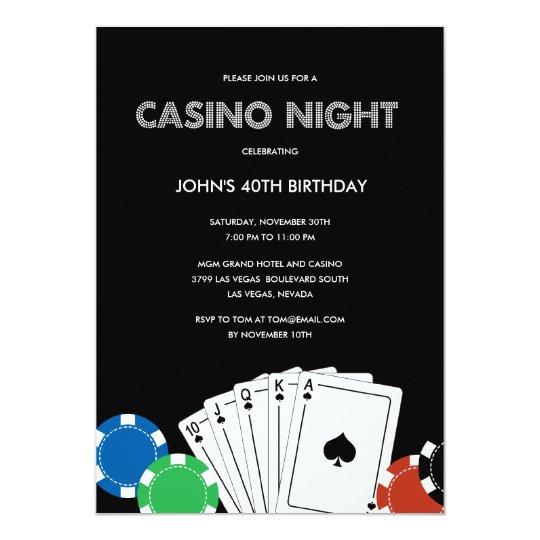 Casino night the office watch