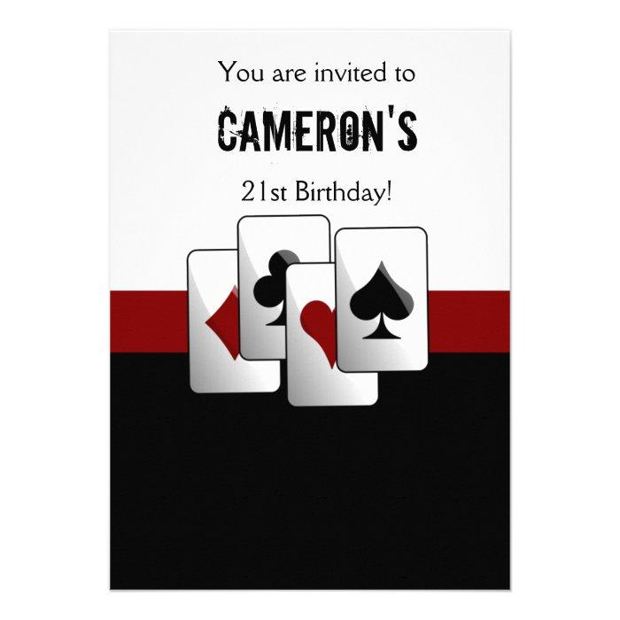 Casino night party invitation template - Keno nyertes szamok mai