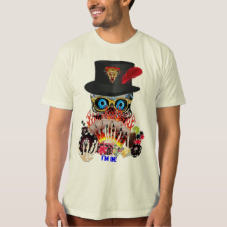 Casino Party Any Event Aces and Eights View Notes T Shirt