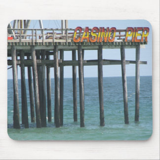 Casino Pier Mouse Pad