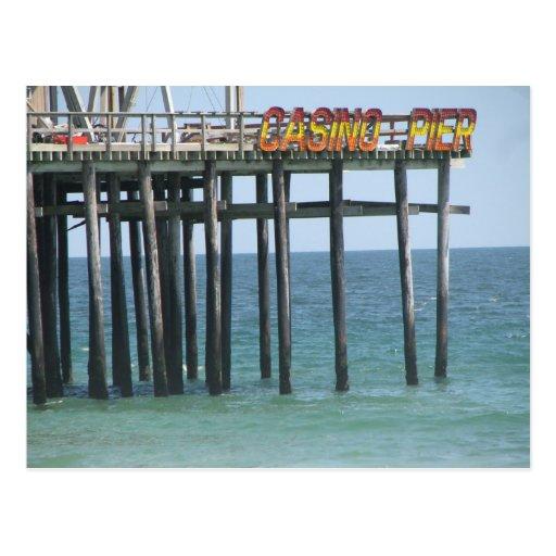 Casino Pier Postcards