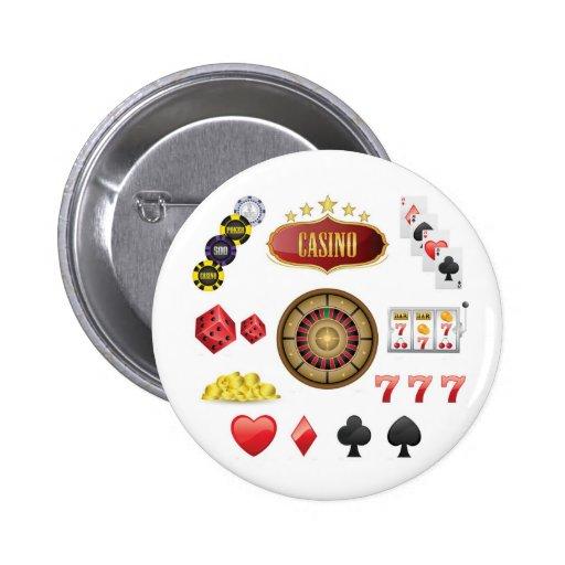 Casino Pins