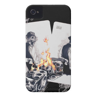 Casino Play Fire Dice Case-Mate iPhone 4 Case