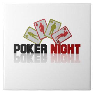 Casino Poker Ceramic Tile