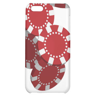 Casino / Poker Chips iPhone 5C Cases