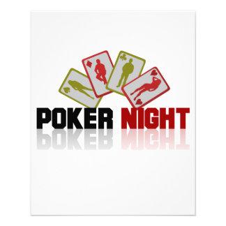 Casino Poker Flyer