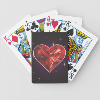 Casino Poker Hearts Bicycle® Play Bicycle Playing Cards
