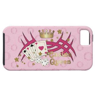 Casino Queen iPhone SE/5/5s Case