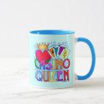 Casino Queen Mug