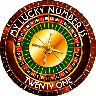 Lucky Number Gifts on Zazzle