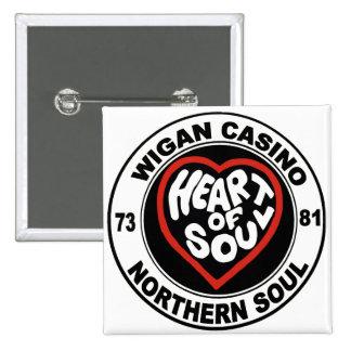 Casino septentrional de Wigan del alma Pins