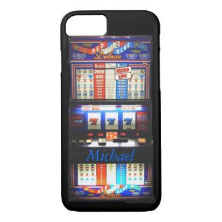 Casino Slot Machine iPhone 7 Case