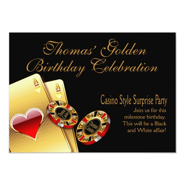 Casino Theme Party Names New 9