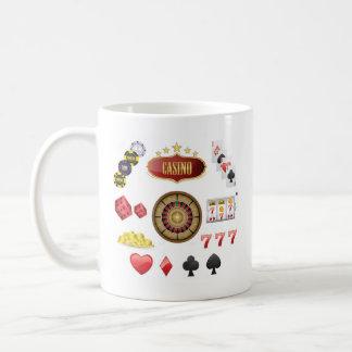 Casino Taza Clásica