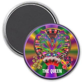 Casino Themes Masquerade 1 See Notes Magnet