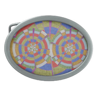CASINO Wheel -  Symbol of Fortune Belt Buckle